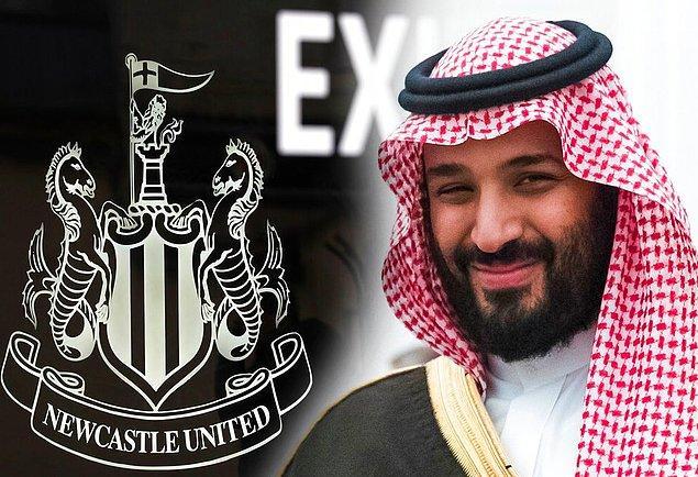 Bonus: Bu kulüp satın alma işinin son örneği ise Newcastle United oldu. Suudi Arabistan merkezli bir yatırım grubu, Newcastle United'ı 352 milyon euro karşılığında satın aldı.
