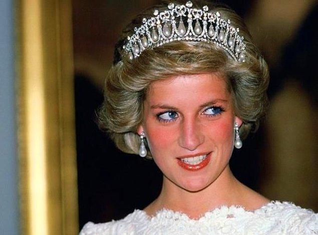 7. Prenses Diana