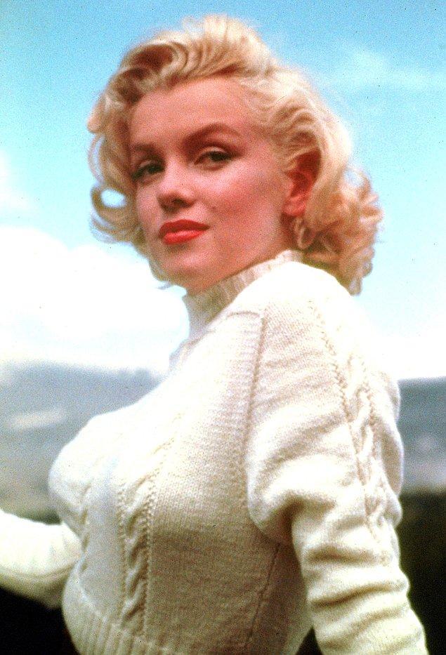 11. Marilyn Monroe
