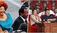 Dünyada Diktatör Olarak Değerlendirilen 13 Lider ve Eşleri