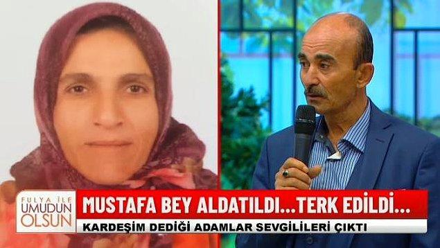 """Yasemin Hanım'ın fotoğrafını daha önce de ekrana verdiklerini ancak herhangi bir ihbar gelmediğini söyleyen Fulya Öztürk, """"Başına bir şey gelmesinden korkuyorum"""" dedi."""
