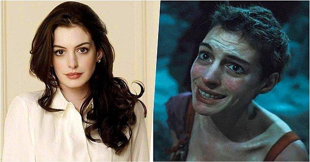 4. Anne Hathaway – Sefiller