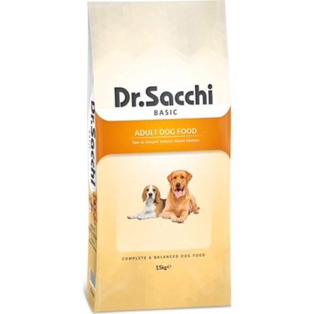 22. Dr. Sacchi pek aşina olmadığım bir marka.