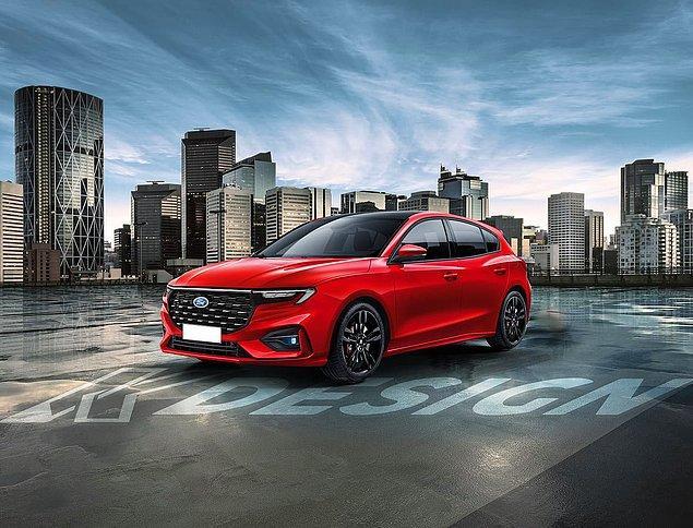 ABD'li otomotiv devi Ford, en popüler araçlarından olan Focus'un 2022 modelini tanıttı.