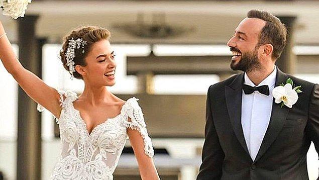 Bensu Soral ile Hakan Baş çifti 2018 yılında muhteşem bir düğünle dünyaevine girmişti.