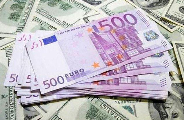 Euro Yükseldi mi, Ne Kadar?