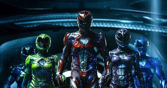 Power Rangers Filminin Konusu Nedir?