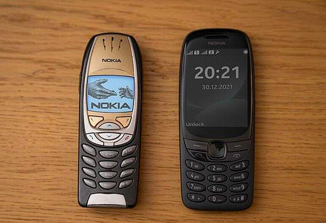 Bir dönemin fırtınalar estiren telefonu Nokia 6310, tüm heybetiyle geri dönüyor.