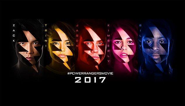 Power Rangers Filmi Oyuncuları Kimlerdir?