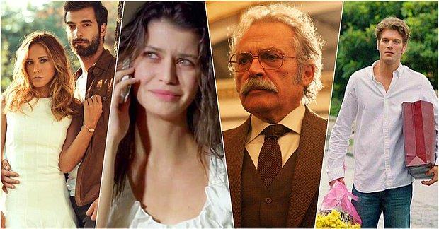 Türk Televizyon Tarihine Damgasını Vurarak Herkesi Ekran Başına Kilitleyen 79 Efsanevi Dizi