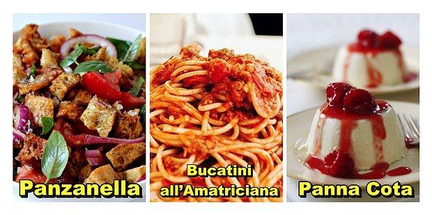 Akşam Yemeğinde Misafirlerini İtalya'daymış Gibi Hissettirmek İsteyenler İçin Muhteşem Tarifler