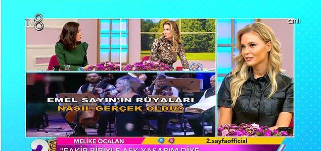 Melike Öcalan'dan Olay Açıklamalar