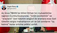 Cumhurbaşkanı Erdoğan'a ÖTV Zammı Yetkisi Verildi; Muhalefet Tepkili