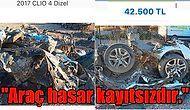 42 Bin 500 Liraya Satılan Otomobil Hurdası Size de Yaşadığımız Ülkeyi Sorgulatacak