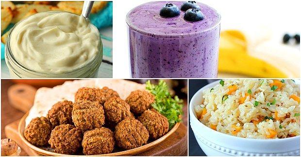Günü Güzelleştirme Garantili Vegan Beslenen Herkesin Çok Seveceği 10 Lezzetli ve Muhteşem Tarif