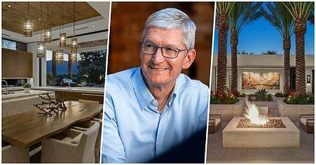 Apple'ın CEO'su Tim Cook'un 10 Milyon Dolarlık Malikanesini Görünce Fakirliğiniz Aklınıza Gelecek!