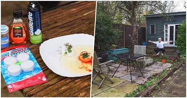 Olmayan Bir Restoran Yaratıp Herkesi Londra'nın En İyi Restoranı Diye Kandırmayı Başaran Adam