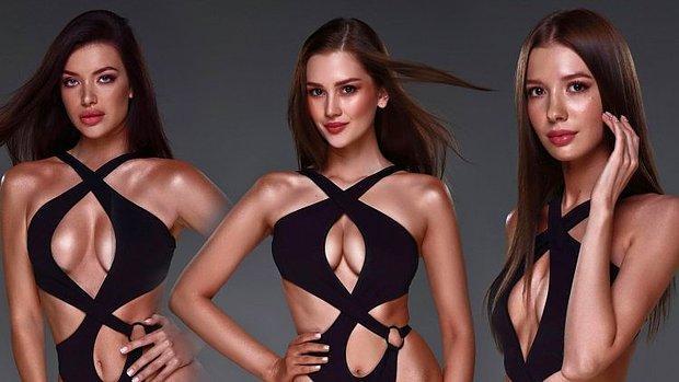 2021 Miss Ukrayna Finalistleri Güzellikeriyle Mest Etti!
