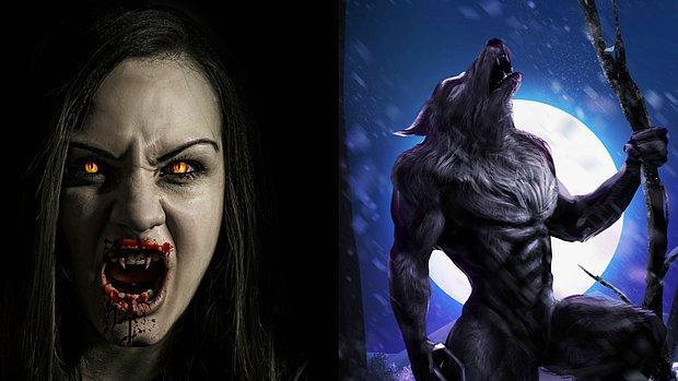 Tatlı Tercihlerine Göre Sen Kurt Adam mısın Yoksa Vampir mi?