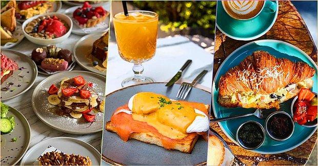 Kahvaltının Mutlulukla Bir İlgisi Olmalı! İstanbul'daki En İyi 20 Kahvaltıcı