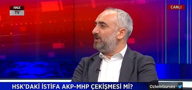 İsmail Saymaz: 'Bahçeli, MHP Kadroları İçin Ayak Sürüyen AKP'ye Rest Çekti, Erken Seçim Düdüğü Çalabilir'