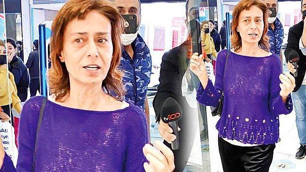 """Konserde Göğsü Açılan Yıldız Tilbe Muhabirin Sorusuna Çok Öfkelendi! """"Senin Gözün Kör..."""""""