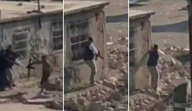 Film Sahnesi Gibi: Adana'da İki Grup Güpegündüz Silahlı Çatışmaya Girdi