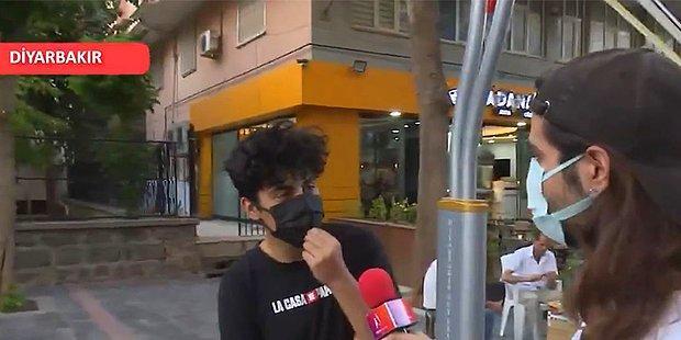 """Sokaktaki Genç Hayat Pahalılığına İsyan Etti: """"Kola Olmuş On Lira Gidip Kola Alamıyoruz"""""""