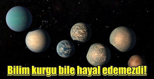 Evren Sıra Dışı Bir Yaratıcı! Uzayda Bugüne Kadar Karşılaştığımız En Tuhaf 14 Gezegen