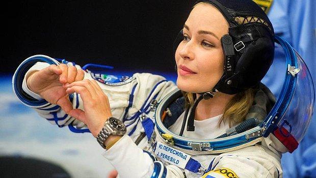 İlk Uzay Filmi İçin Uluslararası Uzay İstasyonu'na Giden Rus Ekip Dünya'ya Döndü