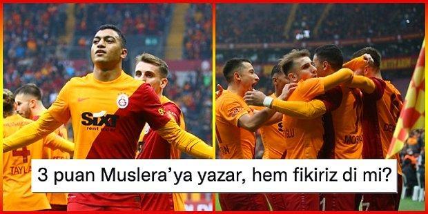 Üst Üste 3. Galibiyet! Aslan Namağlup Konyaspor'u Tek Golle Geçerek Serisini Sürdürdü