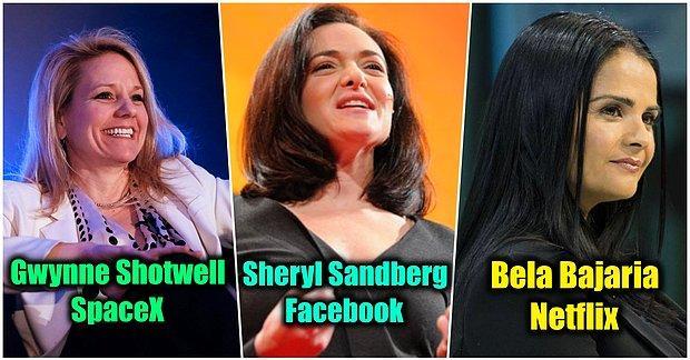 Dünyanın En Ünlü Ekonomi Dergisi Fortune, 2021 Yılının En Güçlü 50 Kadınını Açıkladı!