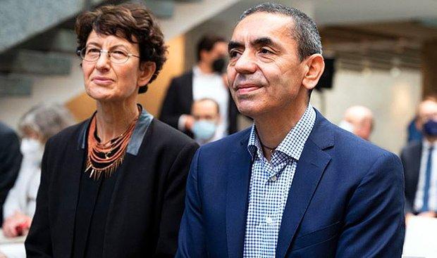 Türeci ve Şahin'den Umut Veren Açıklama! 'Üçüncü Doz Hastalığın Bulaşmasını Tamamen Durduracak'
