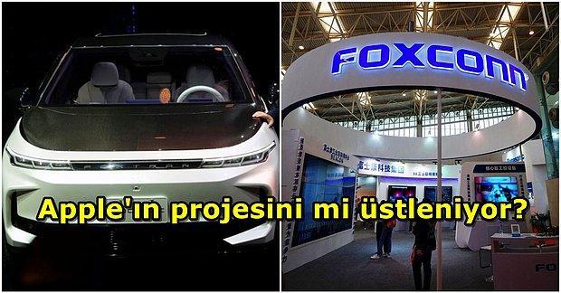Apple iCar mı Geliyor? iPhone Üreticisi Firma Foxconn, Elektrikli Otomobillerini Tanıttı
