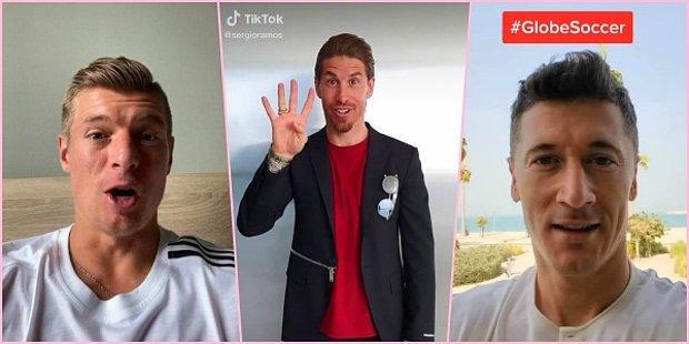 TikTok'ta En Çok Para Kazanan 7 Futbolcu