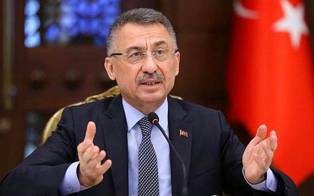 Cumhurbaşkanı Yardımcısı Oktay, Kılıçdaroğlu Hakkında Suç Duyurusunda Bulunacağını Söyledi