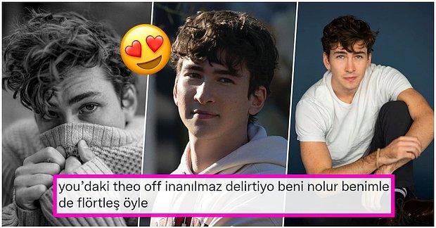 'You'nun Yeni Sezonunda Theo Karakteriyle İzleyen Herkesin Dibini Düşüren Yakışıklı Oyuncu: Dylan Arnold