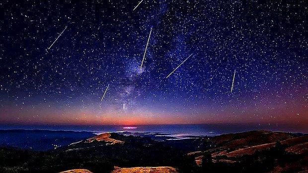 Orionid Meteor Yağmuru Nedir, Ne Zaman Olacak? Orionid Meteor Yağmuru Türkiye'de İzlenecek Mi?