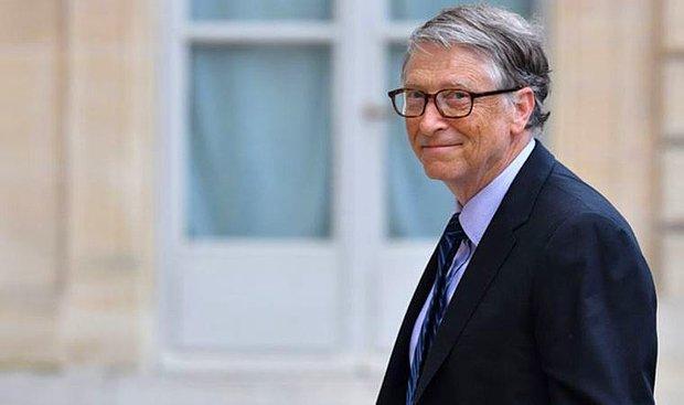 Milyarder Bill Gates, Çalışanına Uygunsuz e-Posta Atmakla Suçlandı