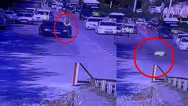 Polisi Sürükleyen Eski CHP'li Başkan Yardımcısı Bülent Sadıkoğlu: 'Şeker Hastasıyım, Panikledim'