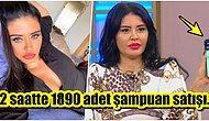 Kozmetik Markası Olan Ebru Polat'ın 12 Saatte Ne Kadar Para Kazandığını Görünce Uzaklara Dalacaksınız!