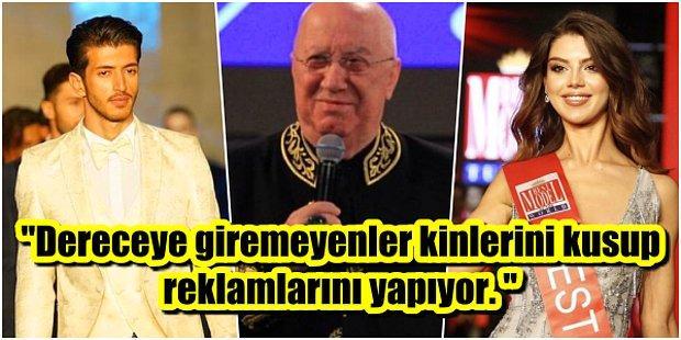Best Model Yarışmacılarına Ahlaksız Tekliflerde Bulunduğu İddia Edilen Erkan Özerman'dan İlk Açıklama Geldi!