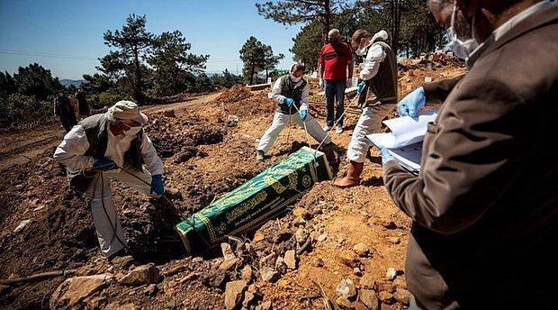 Türk Tabipler Birliği: '2020'de Korona Kaynaklı 55 Bin Ölüm İstatistiklere Girmemiş'