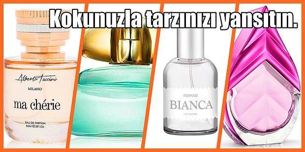 100 TL ve Altına Satın Alabileceğiniz Etkili 12 Parfüm