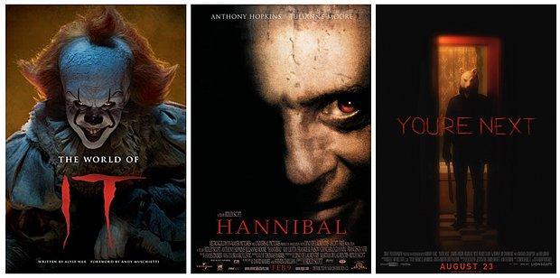 Sakın Yalnızken İzlemeyin: Yenisi Yayınlanacak Scream Serisini Sevenlere Film Önerileri