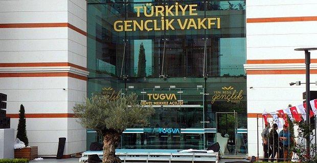 TÜGVA, İstanbul Büyükşehir Belediyesi'nin Arazisini İşgal Edip Otopark Yaptı