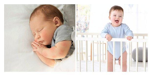 Çocuk ve Bebek Yatağı Seçerken Dikkat Etmeniz Gerekenler