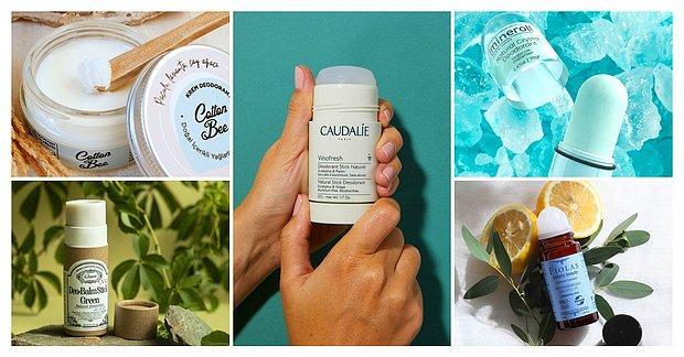 Sağlığınız İçin Tercih Edebileceğiniz Alüminyum ve Paraben İçermeyen Roll-on ve Deodorantlar