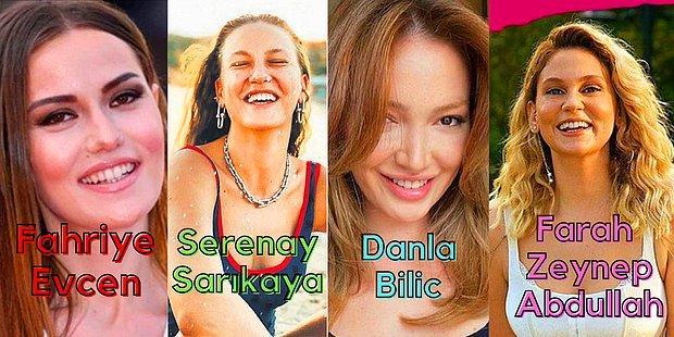Anket: Türkiye'nin En Güzel Gülüşüne Sahip Ünlü Kadınını Seçiyoruz!