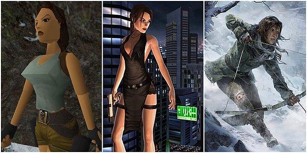 O Gerçek Bir İkon! Oyun Dünyasının En Dişli Kadınlarından Lara Croft Hakkında Az Bilinen 13 Gerçek